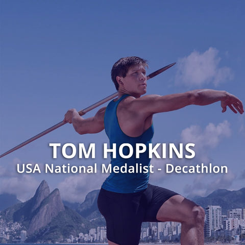 tom hopkins, thomas hopkins, left hand lions, thomas hopkins music, wild americana, tom hopkins decathlon, tom hopkins 400m hurdles, brazyn elite, brand ambassadors, athlete ambassadors, brazyn life ambassadors, foam roller athletes, foam roller sponsorship