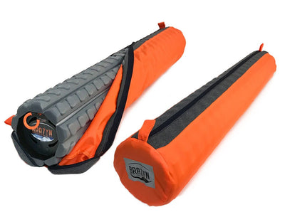 Morph Extension Kit, travel foam roller, folding foam roller, foldable foam roller, collapsible foam roller accessories, foam roller sleeve, foam roller skin, foldable foam roller, gym roller, massage roller, mobility tool, portable foam roller, Brazen foam roller, The Morph, Morph foam roller, Brazyn foam roller - Brazyn Life