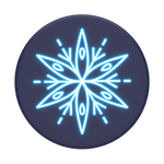 Neon Snowflake, PopSockets