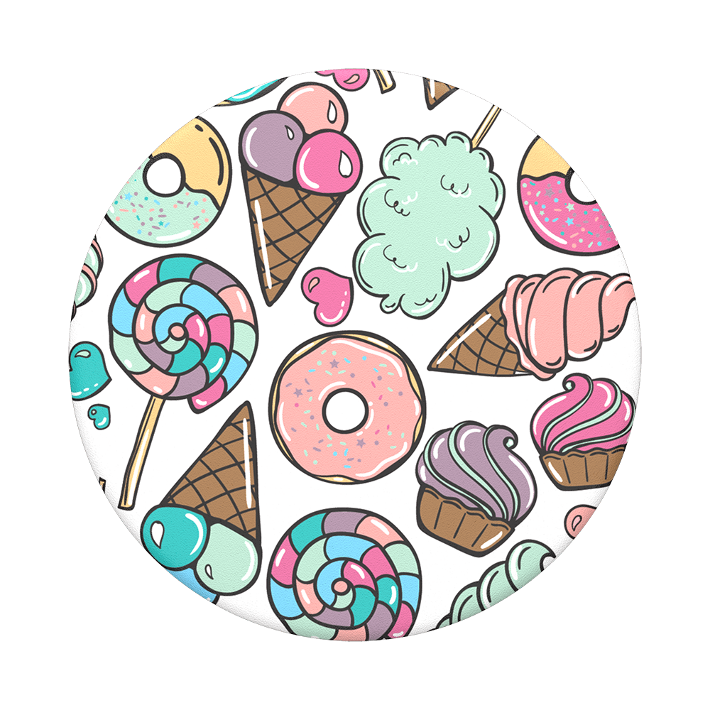 Sugar Rush, PopSockets