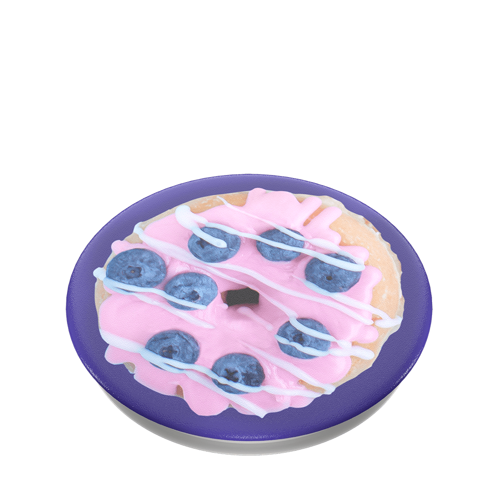 Blueberry Donut, PopSockets