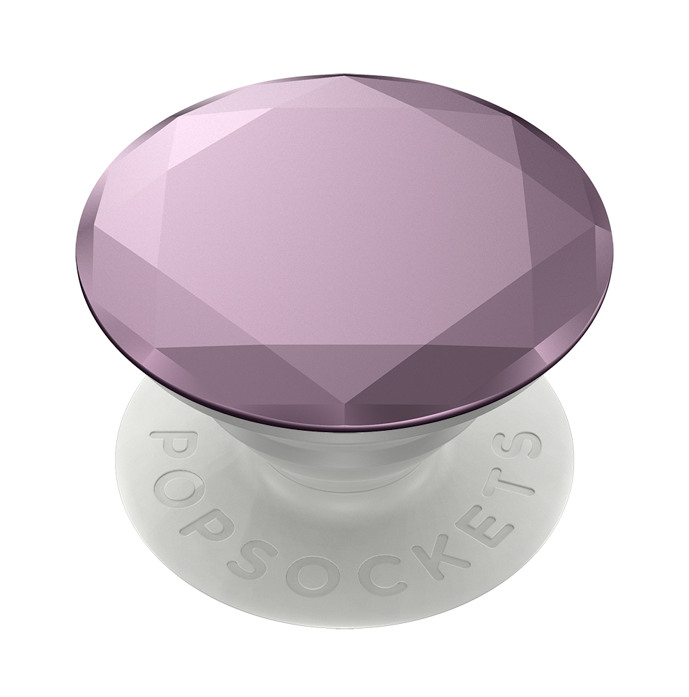 Lilac Metallic Diamond