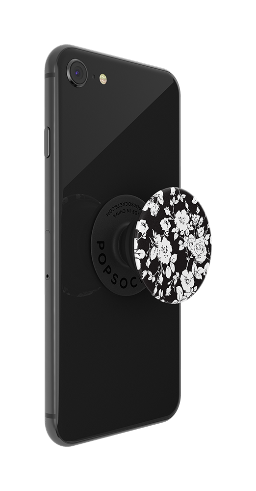 Monochrome Rose, PopSockets