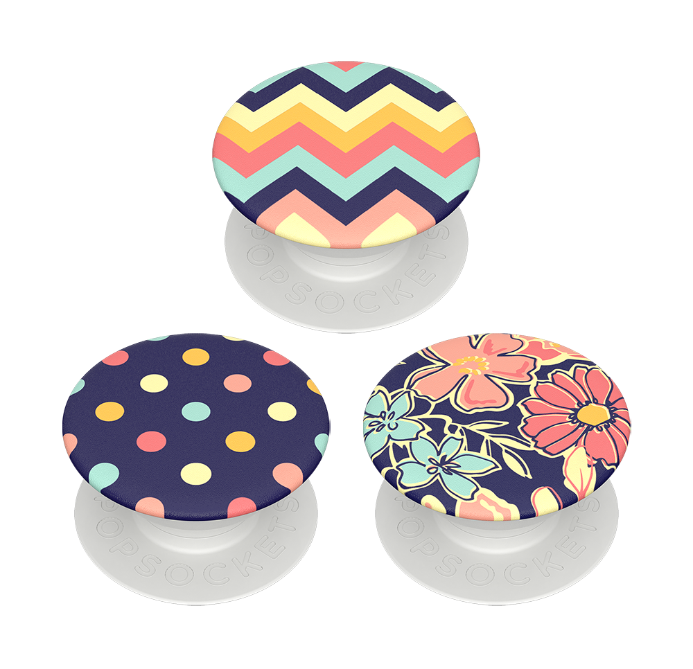 PopMinis Fabstractions, PopSockets