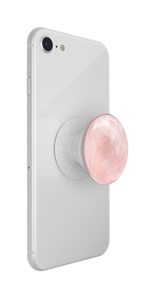 Genuine Rose Quartz, PopSockets