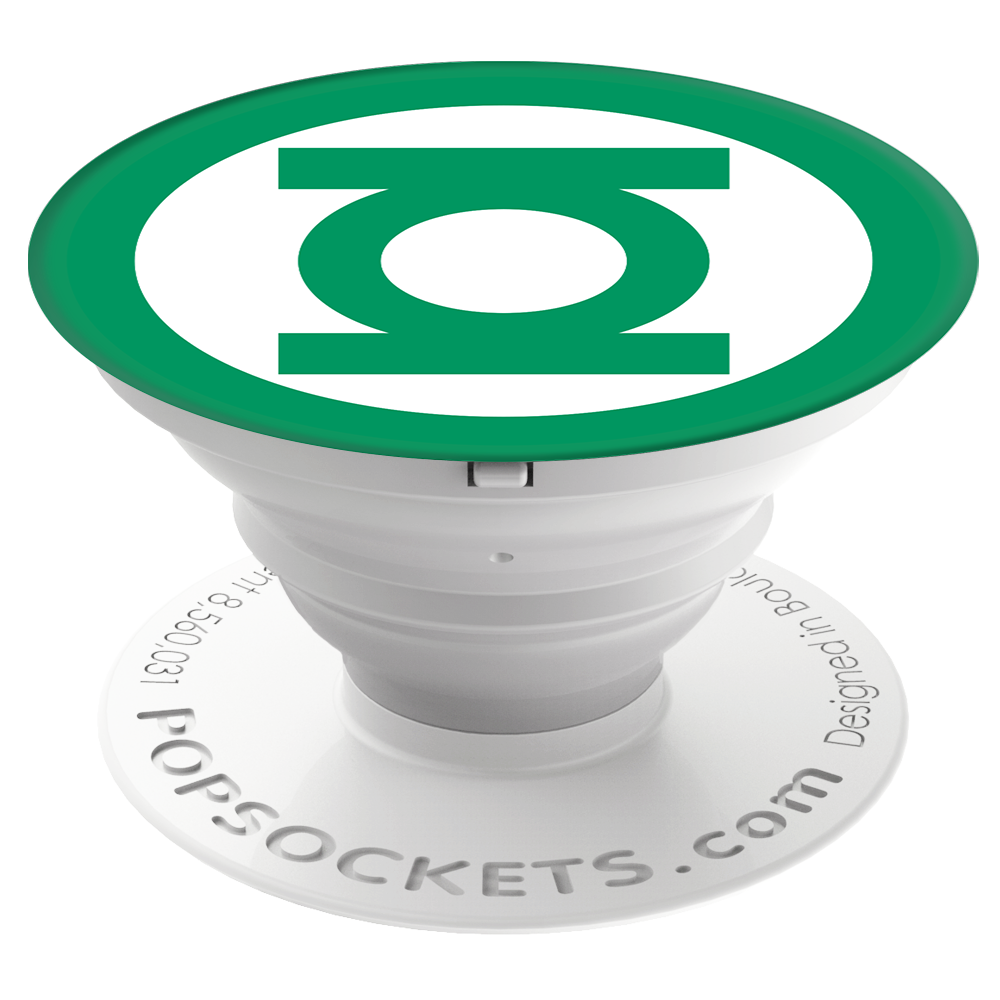 Green Lantern Icon, PopSockets