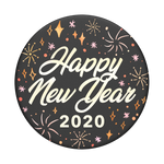 Happy New Year 2020, PopSockets