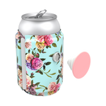 PopThirst Can Holder Retro Wild Rose, PopSockets