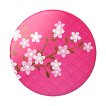 Cherry Blossom Red Gloss, PopSockets
