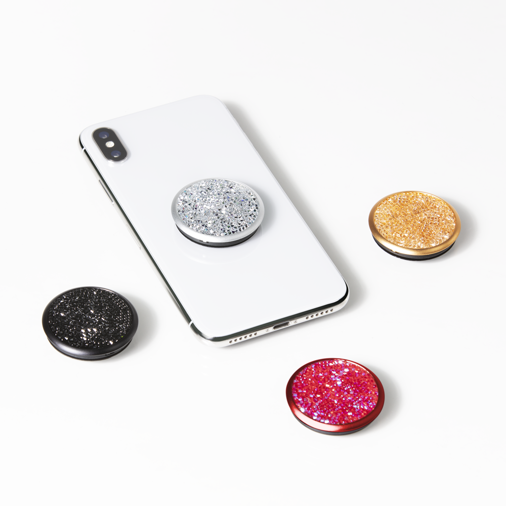 Jet Black Crystal, PopSockets