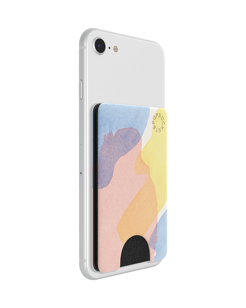 PopWallet Watercolor Wash, PopSockets