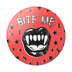 Bite Me Fangs Gloss, PopSockets