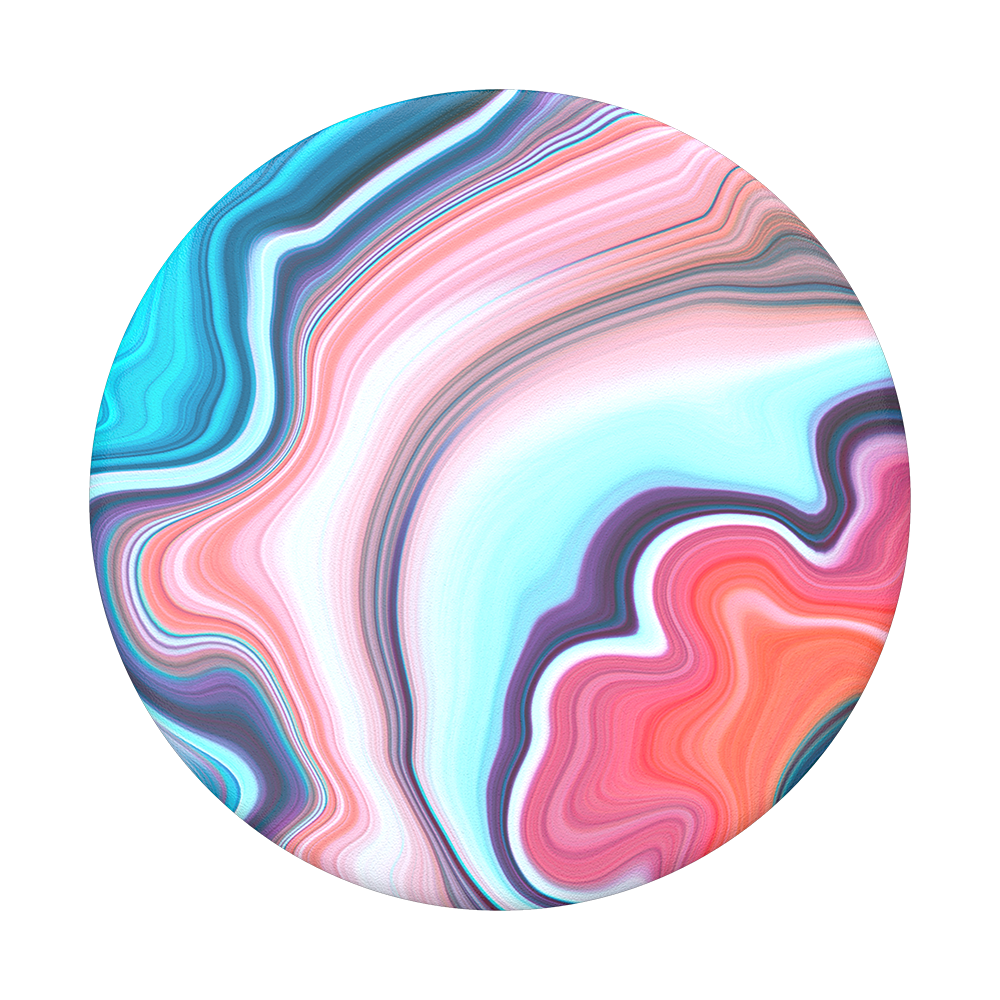 Banded Agate, PopSockets