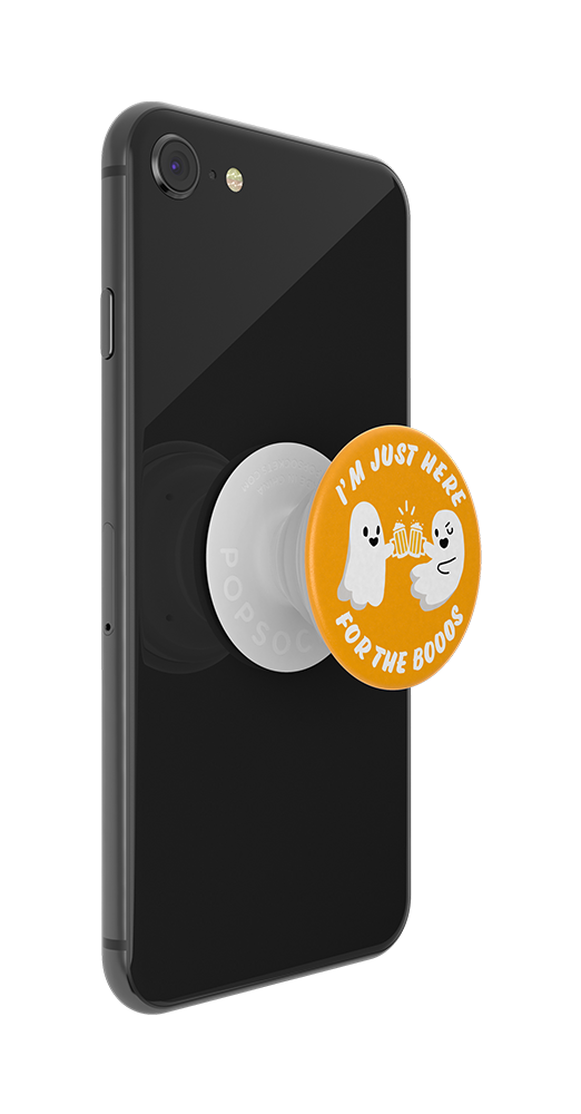 Here For The Booos, PopSockets