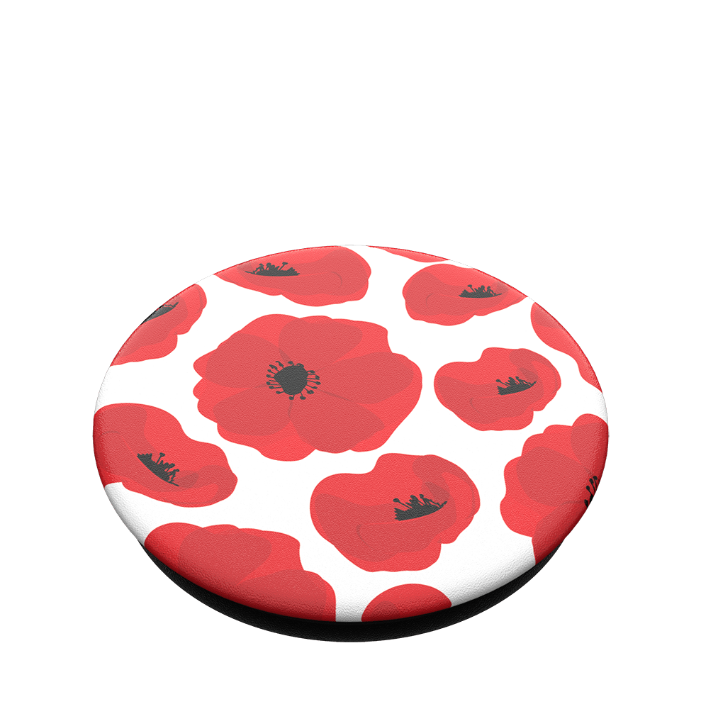 Scandi Poppies, PopSockets