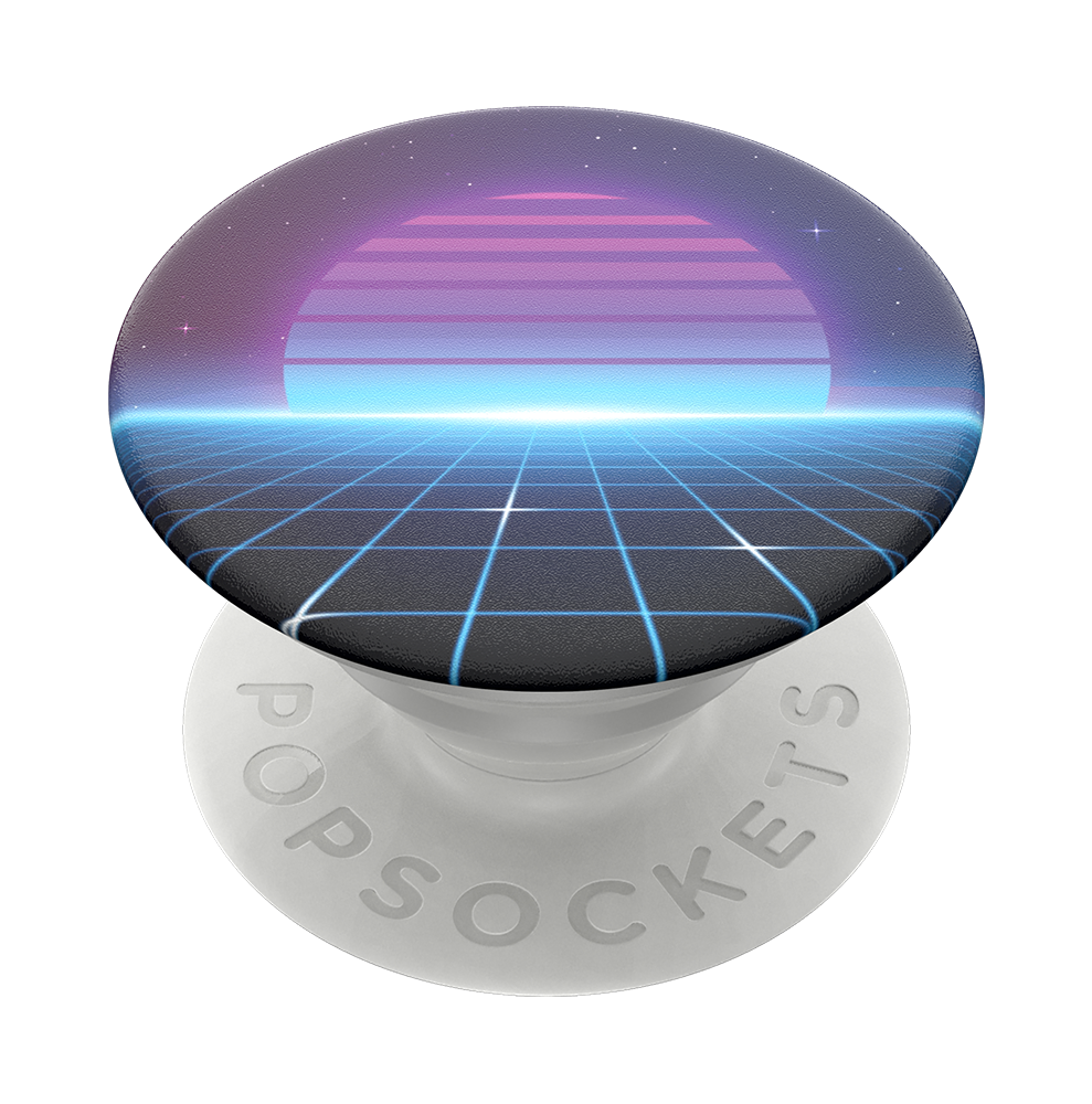 Electric Sunset, PopSockets