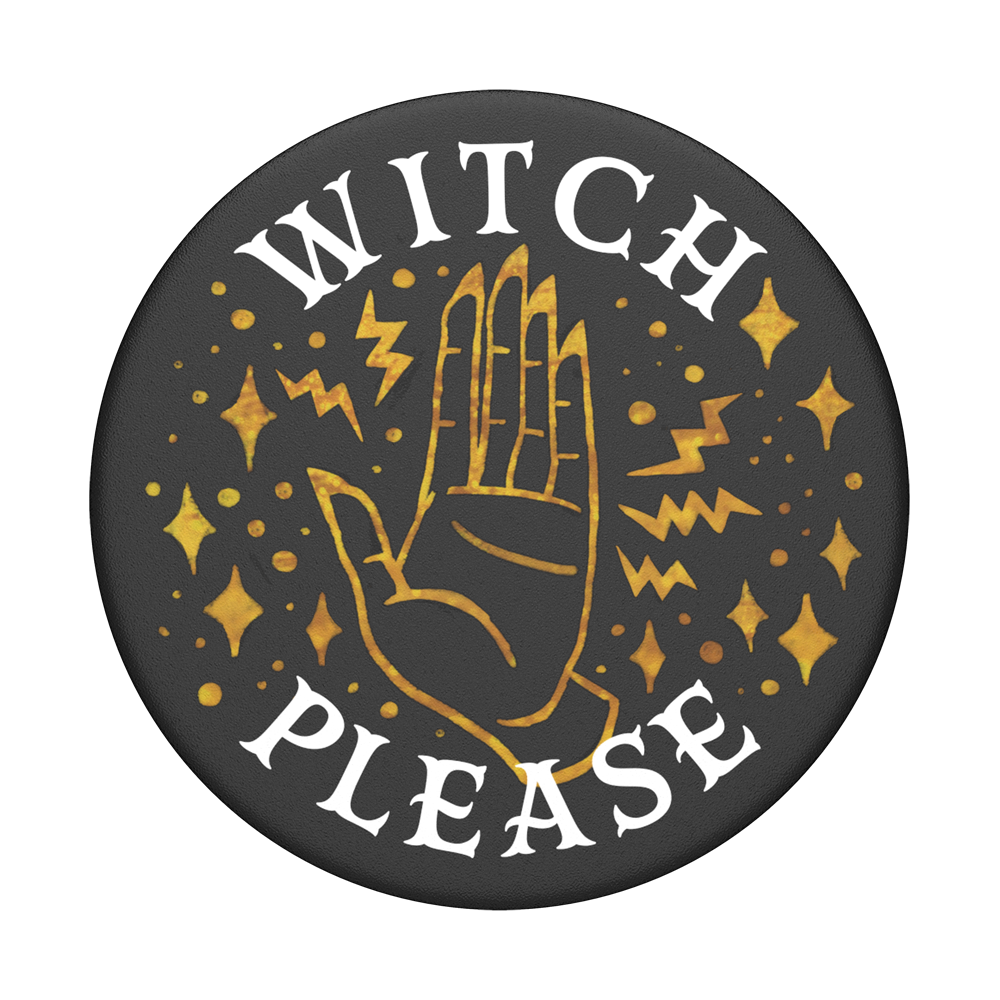 Witch Please, PopSockets