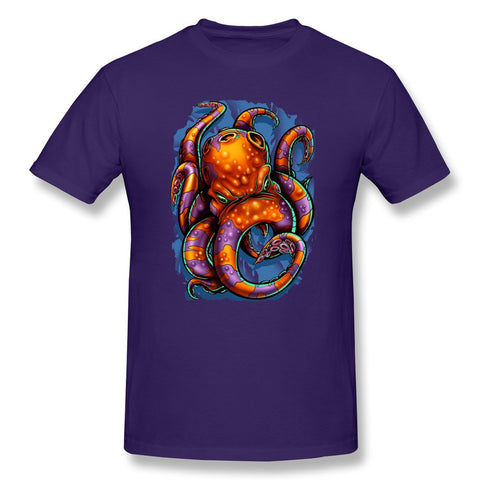 Wicked Octopus Colorful Shirt