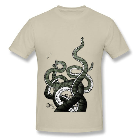 Octopus Tentacles Shirt Design