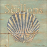 Seashell Starfish Sand Dollar Wall Art