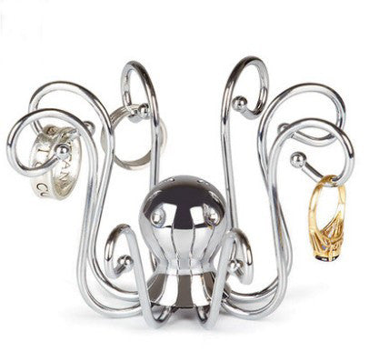 Octopus Jewelry Rack