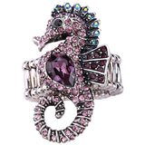Seahorse Stretch Ring