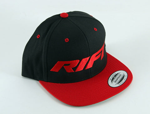 C136a - Rift Logo - Black/Red