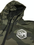 Z 004 RIM WATERPROOF JACKET - CAMO