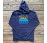 New RIM BIKE LIFE Hoodie Navy/Multicolor