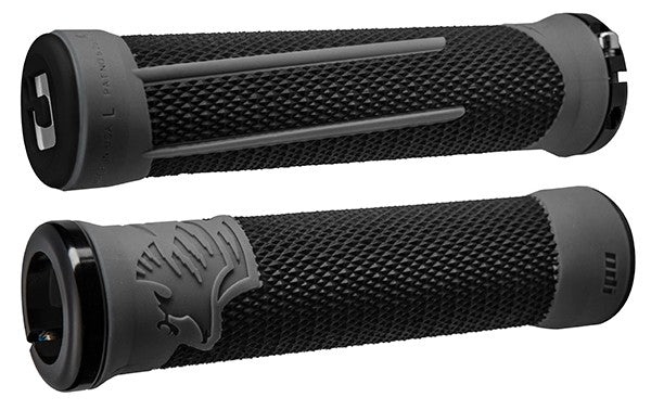 AG2 135mm Flanged Lock On Grips (Pro Size)