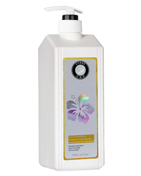 CRP Natural Oil Conditioner 500ml - CYNOS INC.