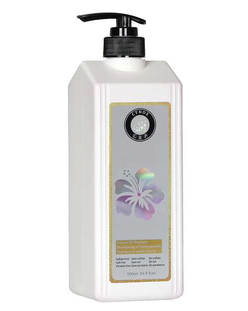 CRP Natural Oil Shampoo 500ml - CYNOS INC.