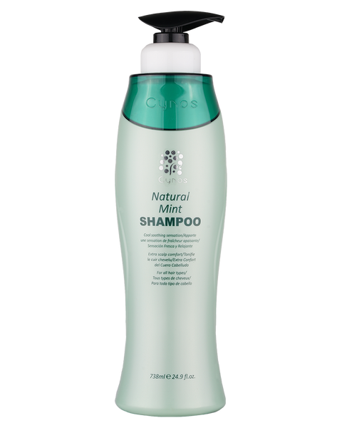 Natural Mint Shampoo - CYNOS INC.