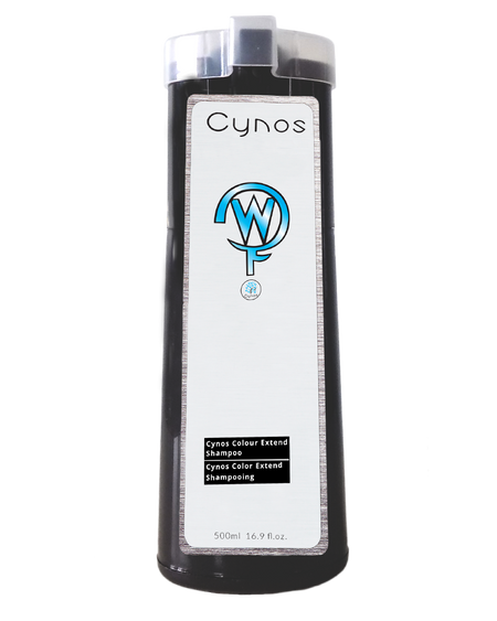 "Cynos ""WTF"" What The Funk Color Extend Shampoo"