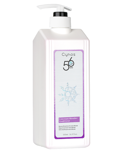 56 Nano Blondie Conditioner 500ml - CYNOS INC.
