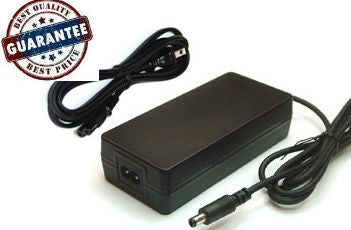 AC/DC power adapter + power cord for  HP   L1820 LCD Monitor