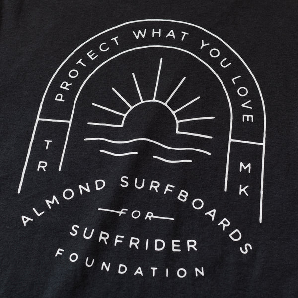 Almond x Surfrider PWYL T-Shirt