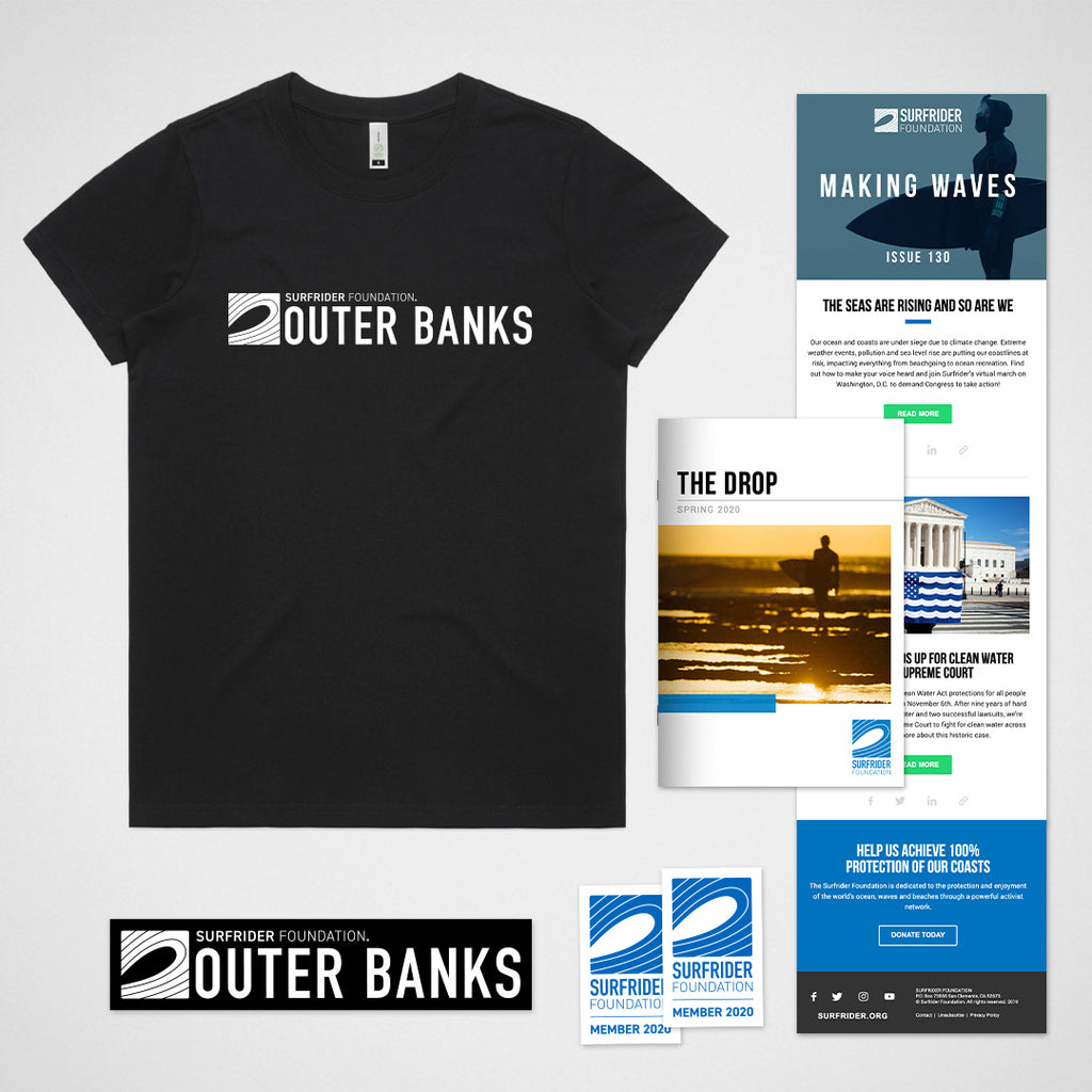 Outer Banks Chapter Membership Bundle (Womens)