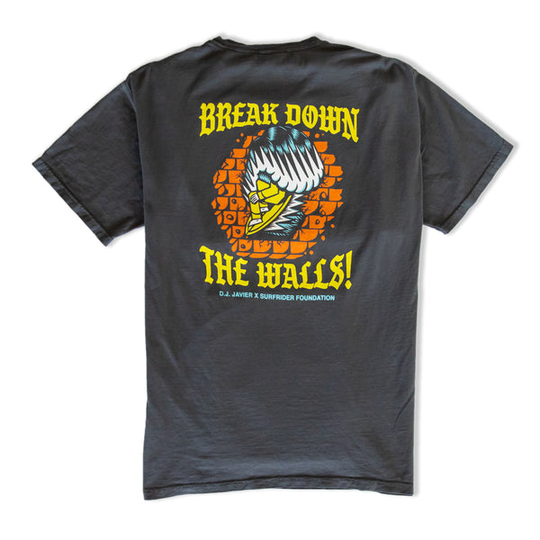 DJ Javier Break Down The Walls Tee