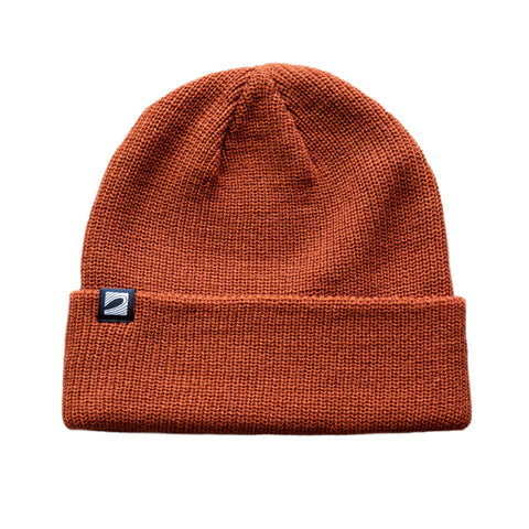 Watchman III Beanie - Burnt Orange