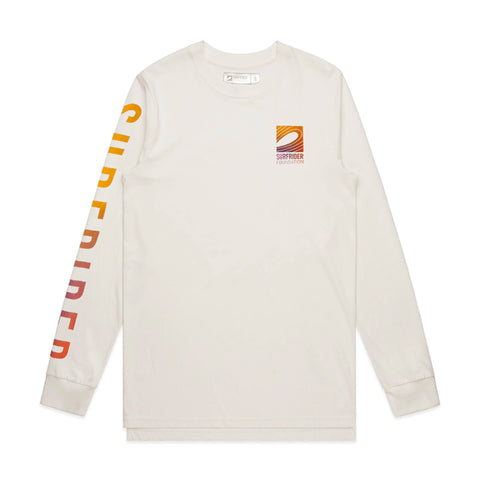 Logo Long Sleeve Shirt (Gradient)