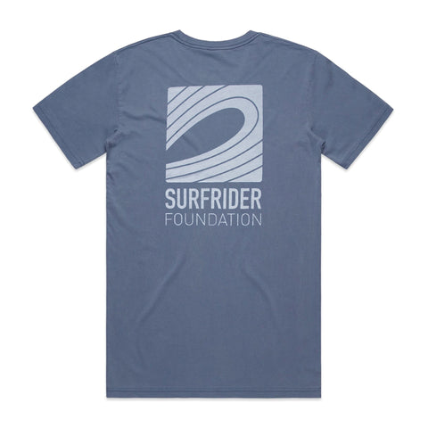 Faded Logo T-Shirt (Navy)