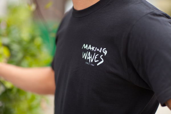 Making Waves T-Shirt (Black)