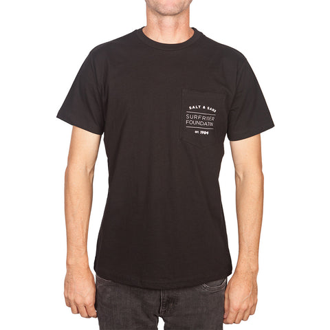 Salt & Sand Pocket T-shirt (Recover®)