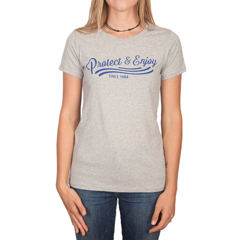 Protect & Enjoy Tee Womens T-shirt (Recover®)