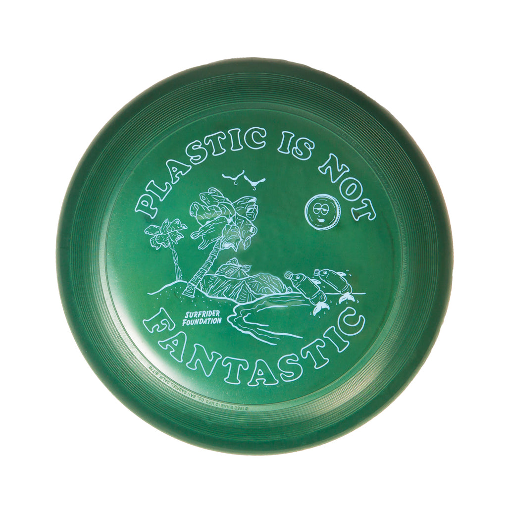 Surfrider x Bureo Fishnet Flyer Frisbee