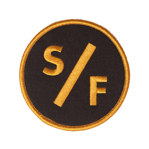 S/F Circle Patch