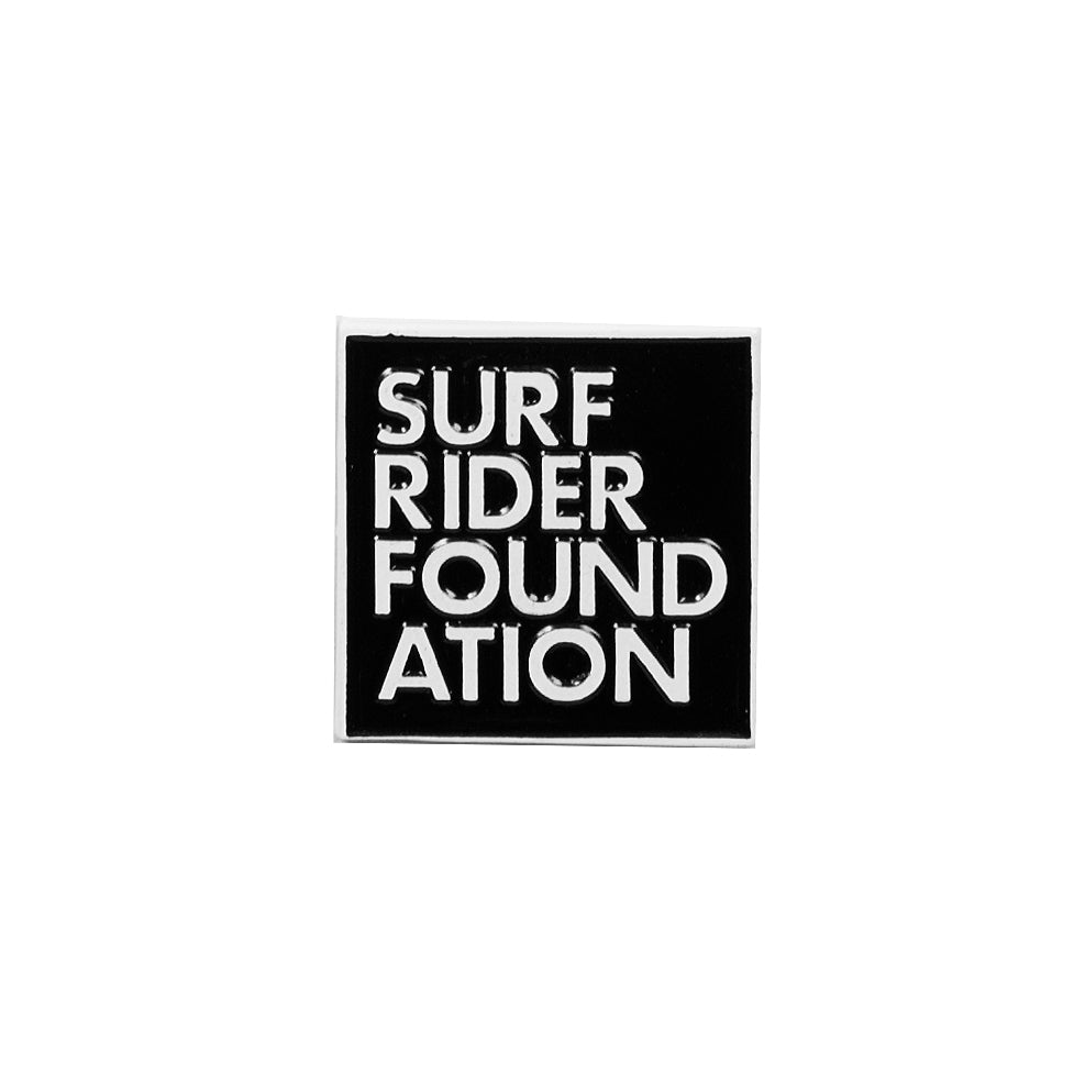 Surfrider Enamel Pin