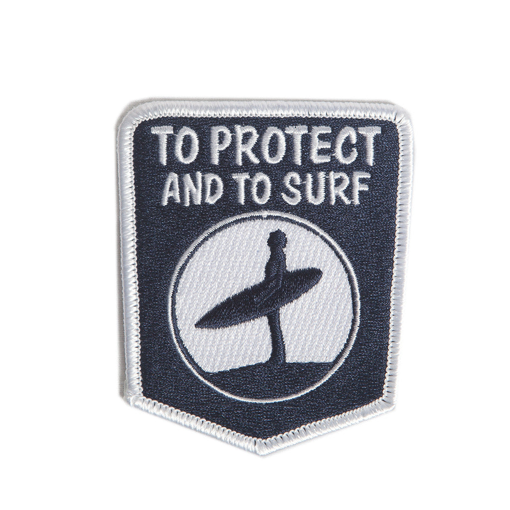To Protect and to Surf Patch