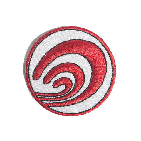 Wave Logo Patch